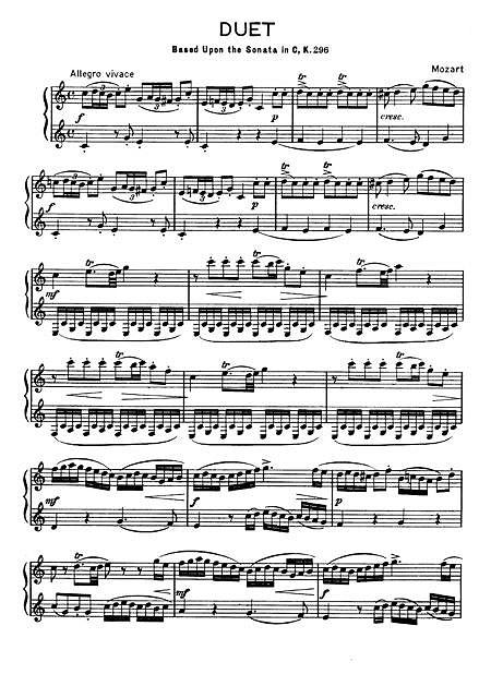 音乐竖笛谱图片大全